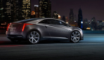 Cadillac ELR - Luxus-Coupe mit Hybrid-Antrieb