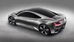Acura NSX Concept Seitenansicht