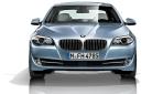 BMW ActiveHybrid 5, Frontansicht
