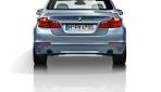 BMW ActiveHybrid 5, Heckansicht