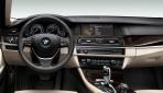 BMW ActiveHybrid 5, Interieur