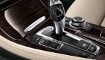BMW ActiveHybrid 5, Mittelkonsole