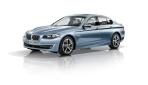 BMW ActiveHybrid 5, Seitenansicht