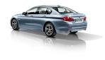 BMW ActiveHybrid 5, Seitenansicht 2