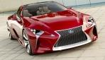 Lexus LF-LC Concept Frontansicht