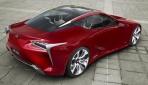 Lexus LF-LC Concept Heck