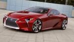 Lexus LF-LC Concept Seitenansicht