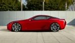 Lexus LF-LC Concept Seitenenansicht 2