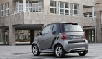 Smart fortwo Electric Drive 2012 Heckansicht