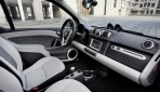 Smart fortwo Electric Drive 2012 Interieur