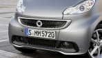 Smart fortwo Electric Drive 2012 Neuer Kühlergrill