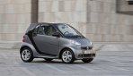 Smart fortwo Electric Drive 2012 Seitenansicht