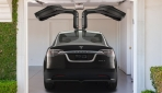Tesla Model X Flügeltüren