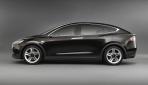 Tesla Model X Seitenansicht2