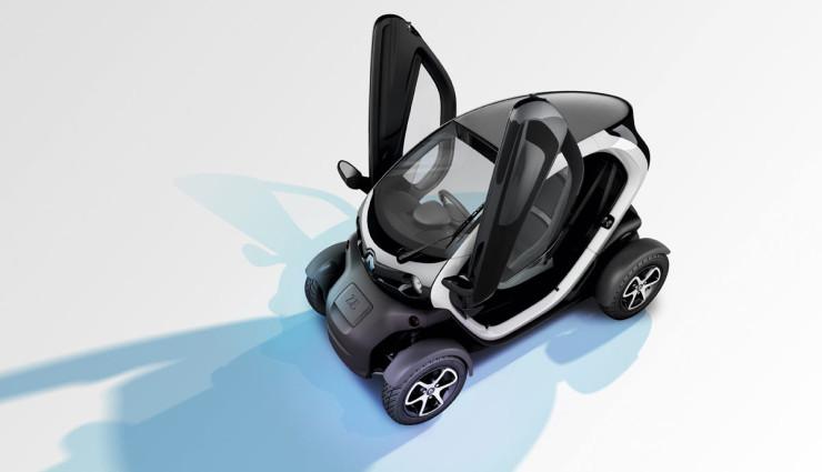 Elektroauto-Renault-Twizy-Fluegeltueren