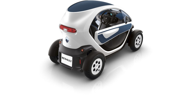 Elektroauto-Renault-Twizy-Heck
