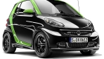 Smart Brabus electric drive Frontansicht
