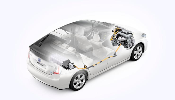Toyota-Prius-2012-Technik