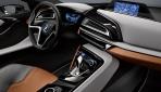 BMW i8 Concept Spyder Cockpit