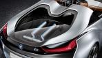 BMW i8 Concept Spyder Heck