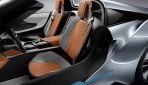 BMW i8 Concept Spyder Interieur