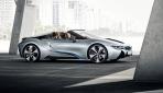 BMW i8 Concept Spyder Seitenansicht