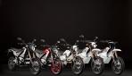 Zero Motorcycles Modelle 2012