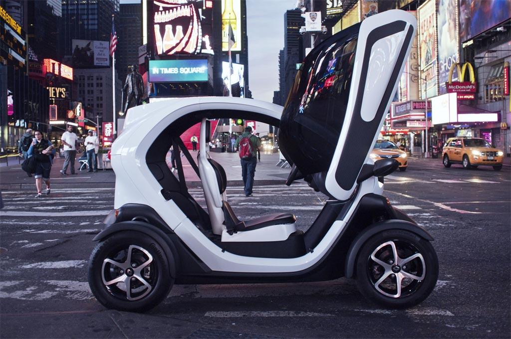 Renault Twizy2012