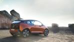 BMW i3 Concept Coupe Seitenansicht