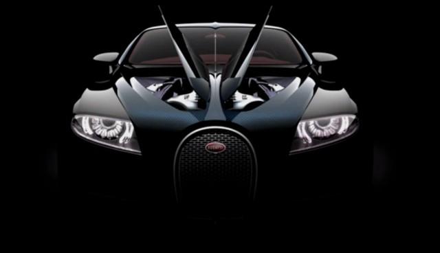 Bugatti 16C Galibier Hybrid