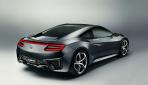Honda NSX Hybrid 2013 Heck