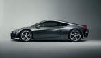 Honda NSX Hybrid 2013 Seitenansicht
