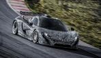 McLaren P1 Hybrid Erlkönig Front