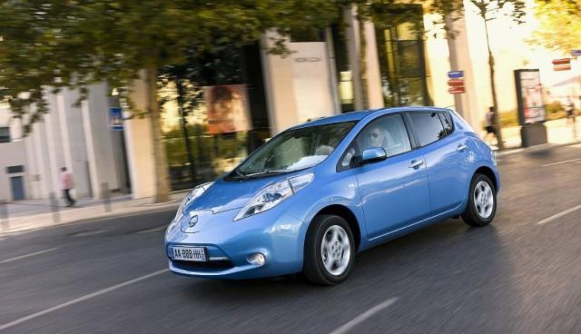 Nissan Leaf - Nissan kündigt deutschen Händlern