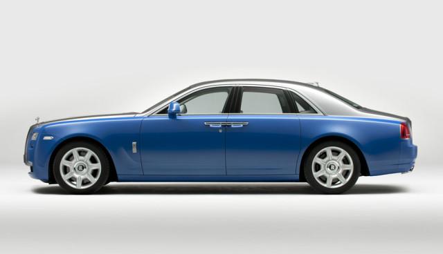 Rolls-Royce Ghost Hybrid