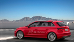 Audi A3 e-tron Seite