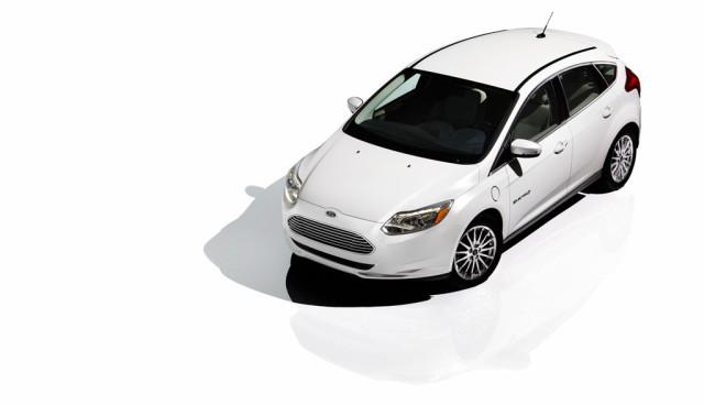 Ford Focus Electric US-Crashtest