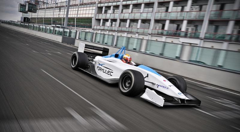 Formel-E-Rennserie soll 2014 starten