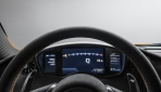 McLaren P1 Hybrid Cockpit