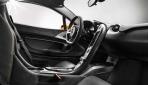 McLaren P1 Hybrid Interieur