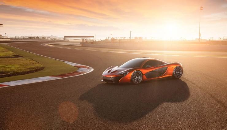 McLaren P1 Hybrid Seite 2