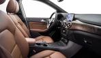 Mercedes B 200 Natural Gas Drive Innenraum