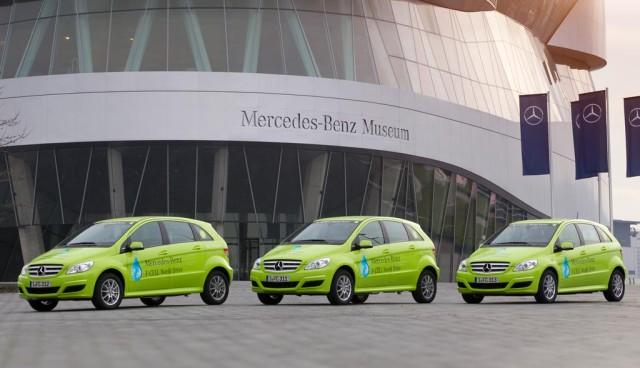 Mercedes, Renault-Nissan und Ford entwickeln gemeinsame Brennstoffzelle