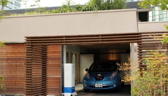 Nissan Leaf mit bis zu 250 km Reichweite