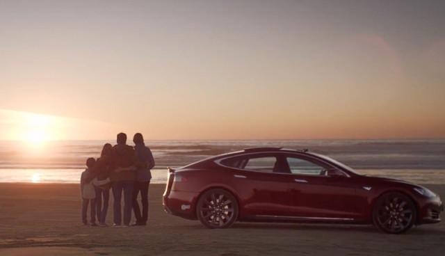 Tesla Model S Fan-Video