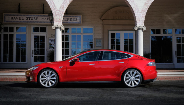 Tesla Motors Model S - New York Times Bericht