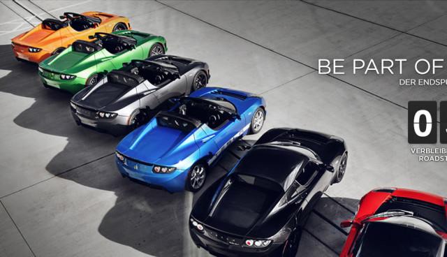 Tesla Roadster Verfuegbarkeit Neuwagen