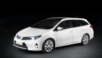 Toyota Auris Touring Sports Front