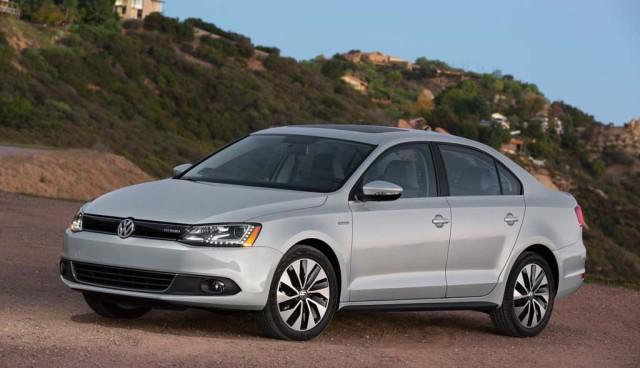 VW Jetta Hybrid Seite