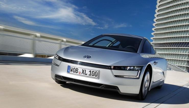VW XL1 Plugin Hybrid Front